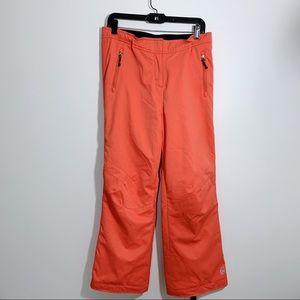 Obermeyer Coral Ski/Snow Pants Size 18 Juniors